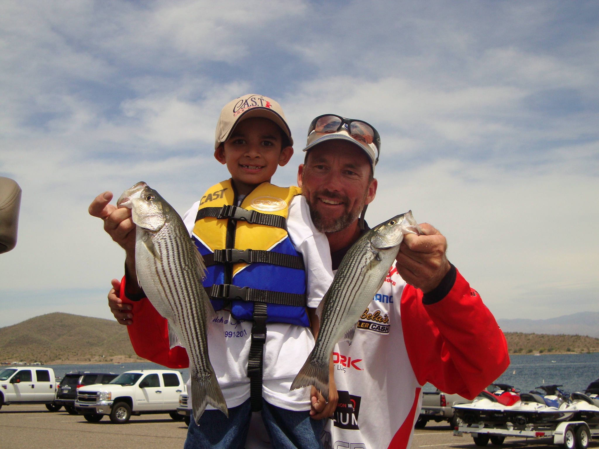 C.A.S.T. for Kids – Lake Pleasant (AZ)