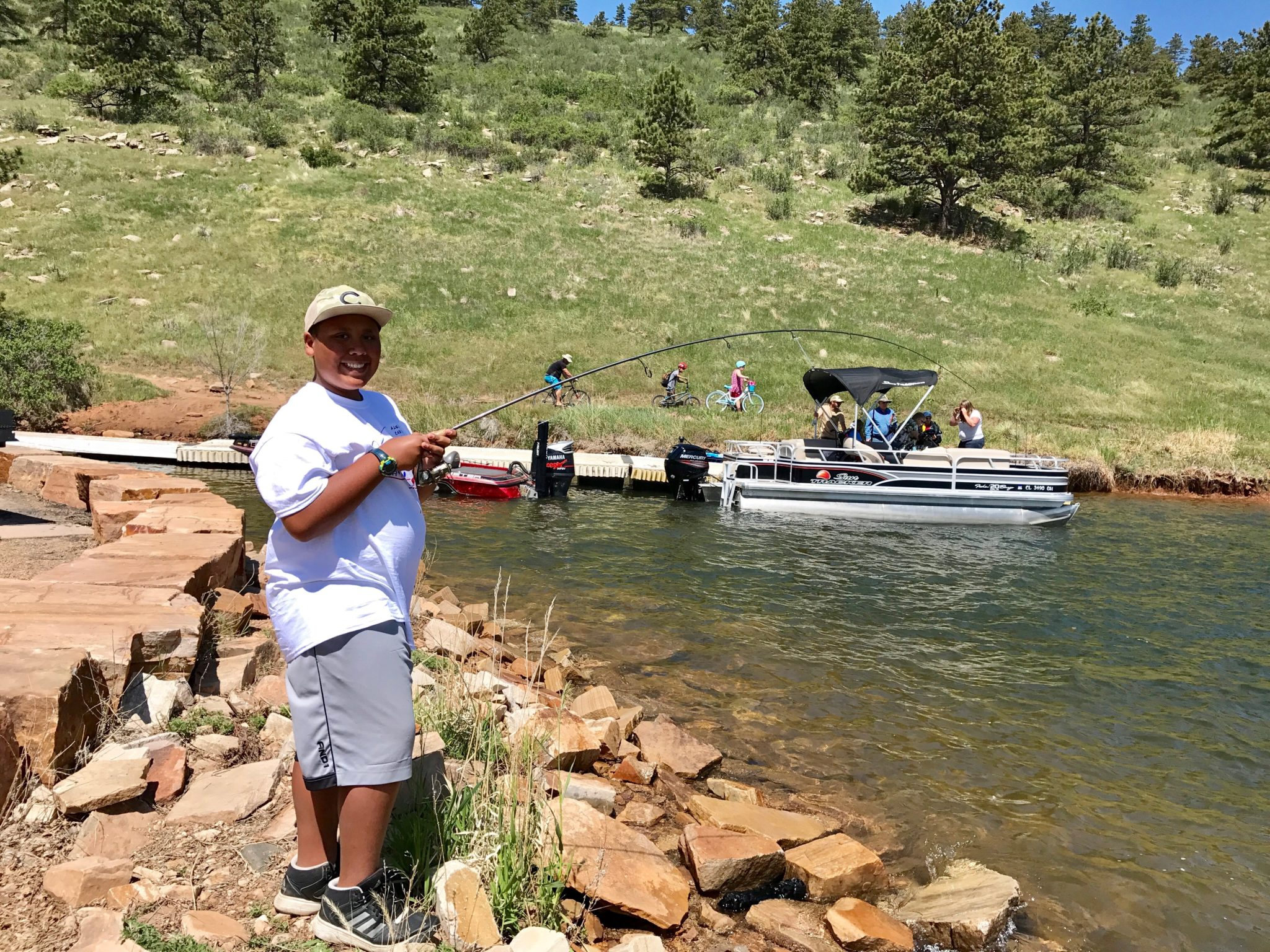 C.A.S.T. for Kids – Horsetooth Reservoir (CO)