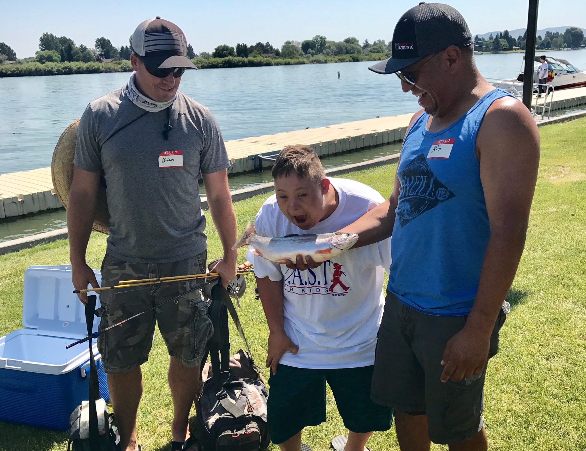 C.A.S.T. for Kids – Moses Lake
