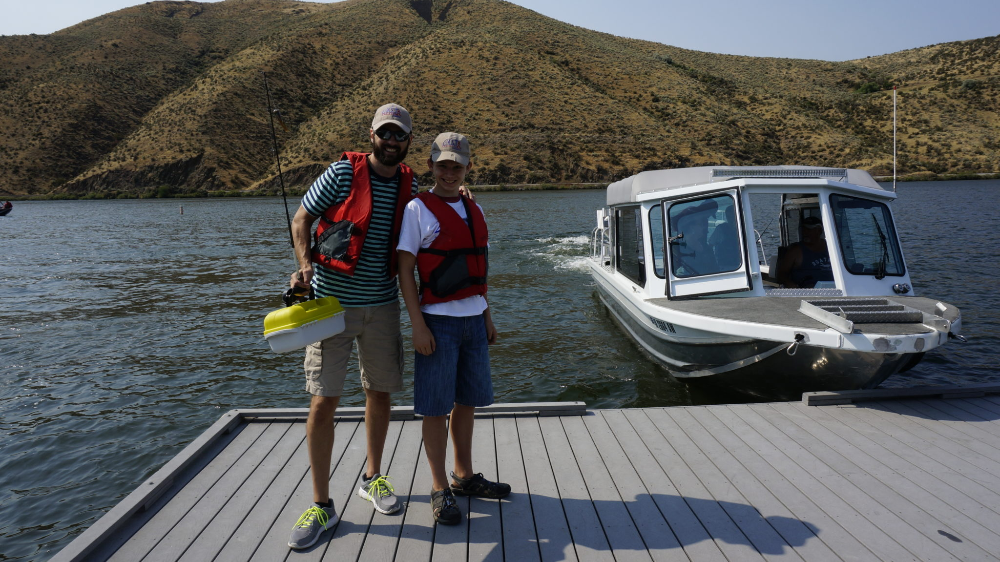 C.A.S.T. for Kids – Black Canyon Reservoir (ID)