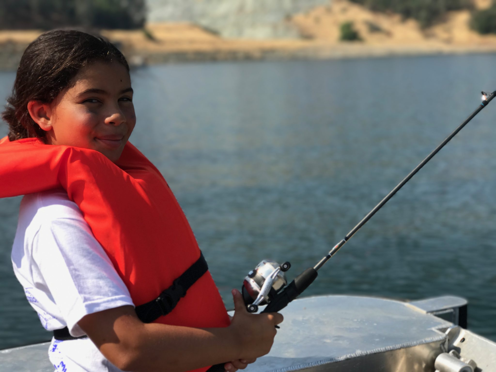 C.A.S.T. for Kids – Lake New Melones (CA)