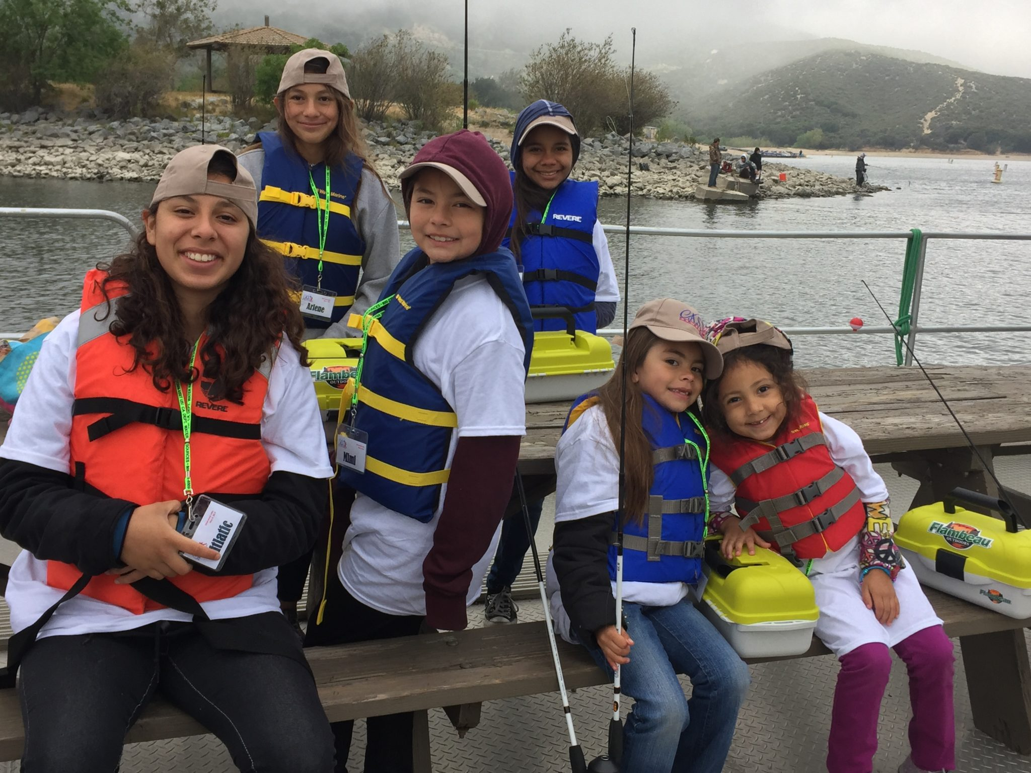 C.A.S.T. for Kids – Silverwood Lake (CA)