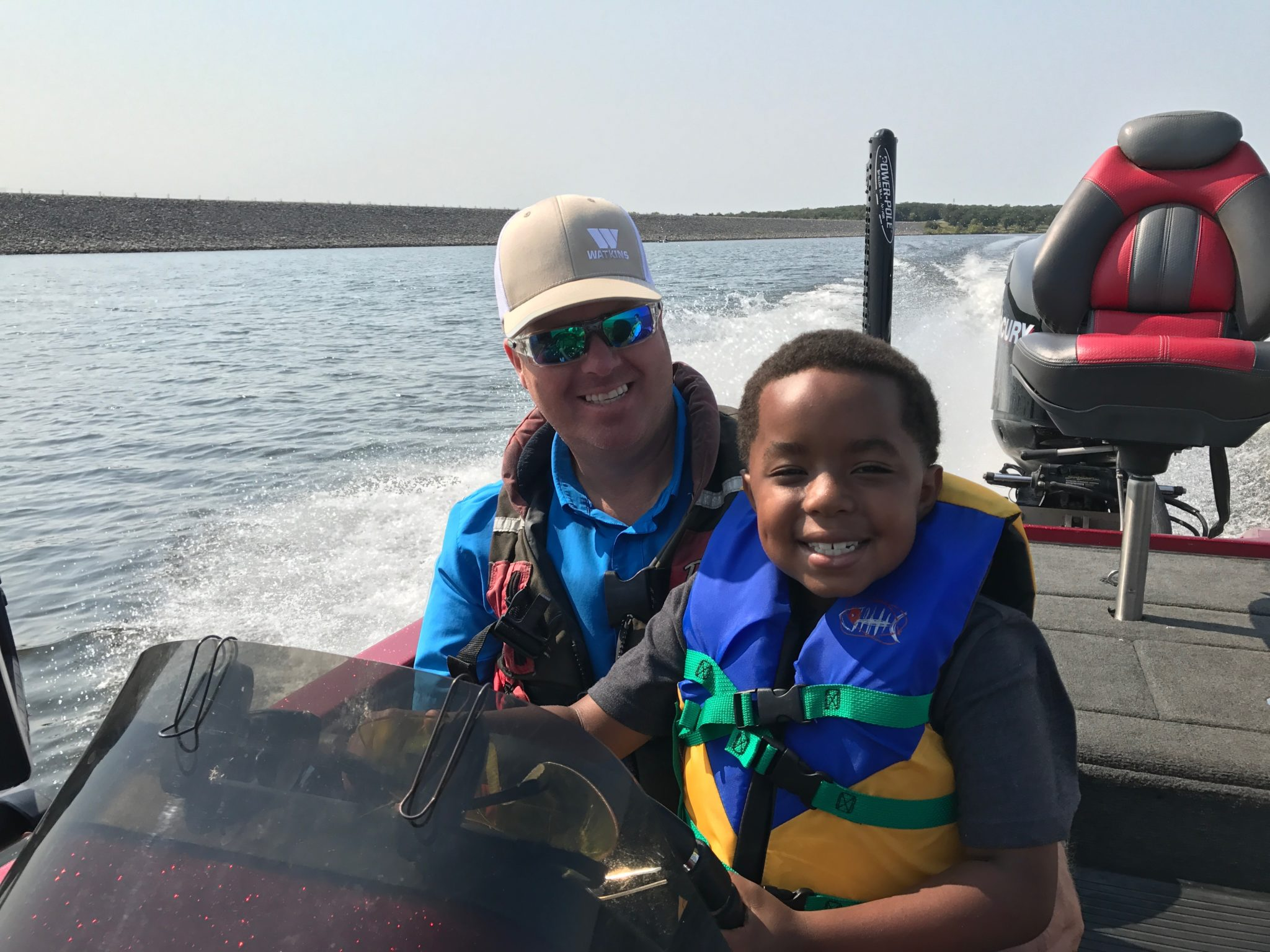 C.A.S.T. for Kids – Lake Thunderbird (OK)