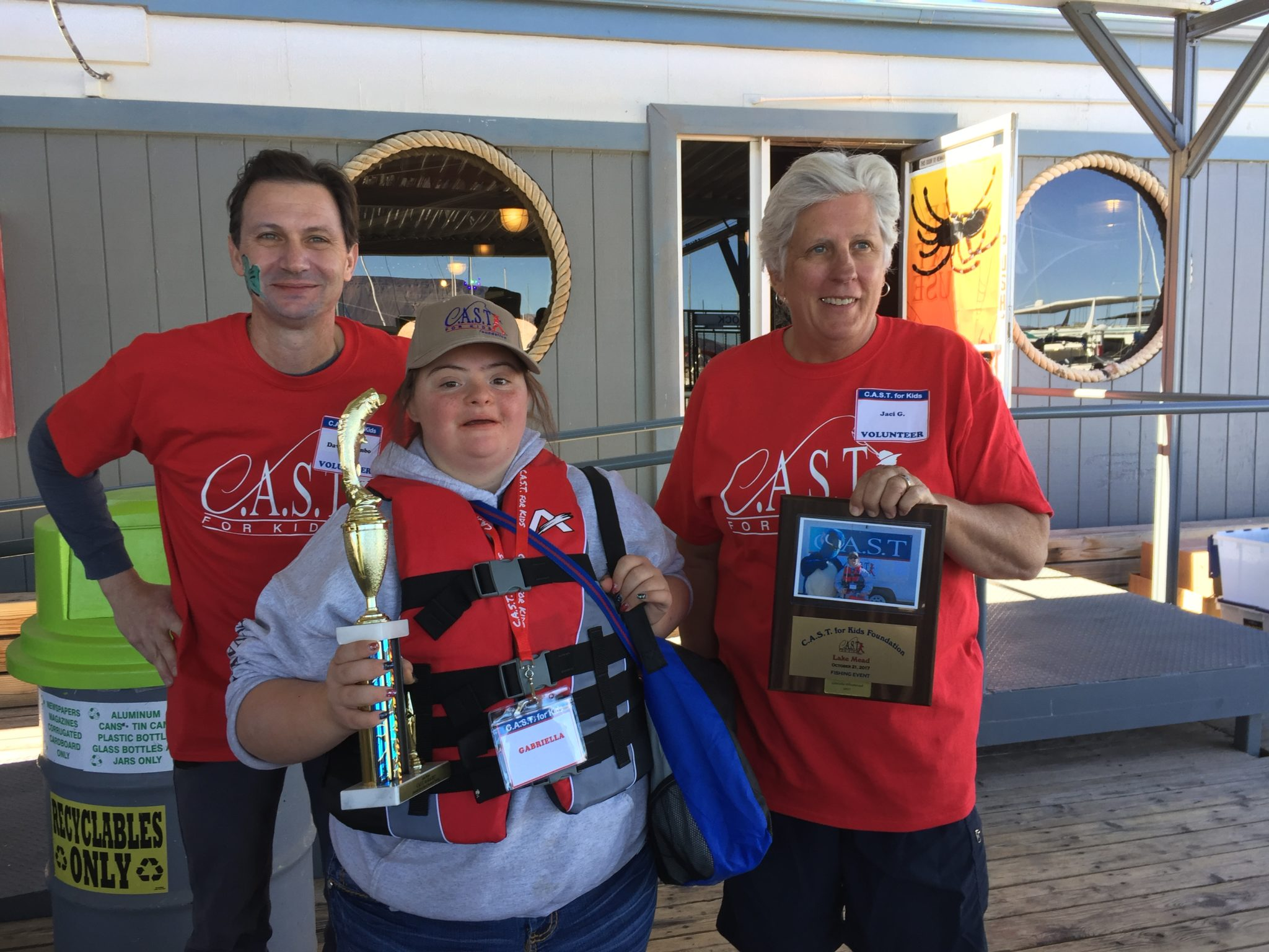C.A.S.T. for Kids – Lake Mead (NV)