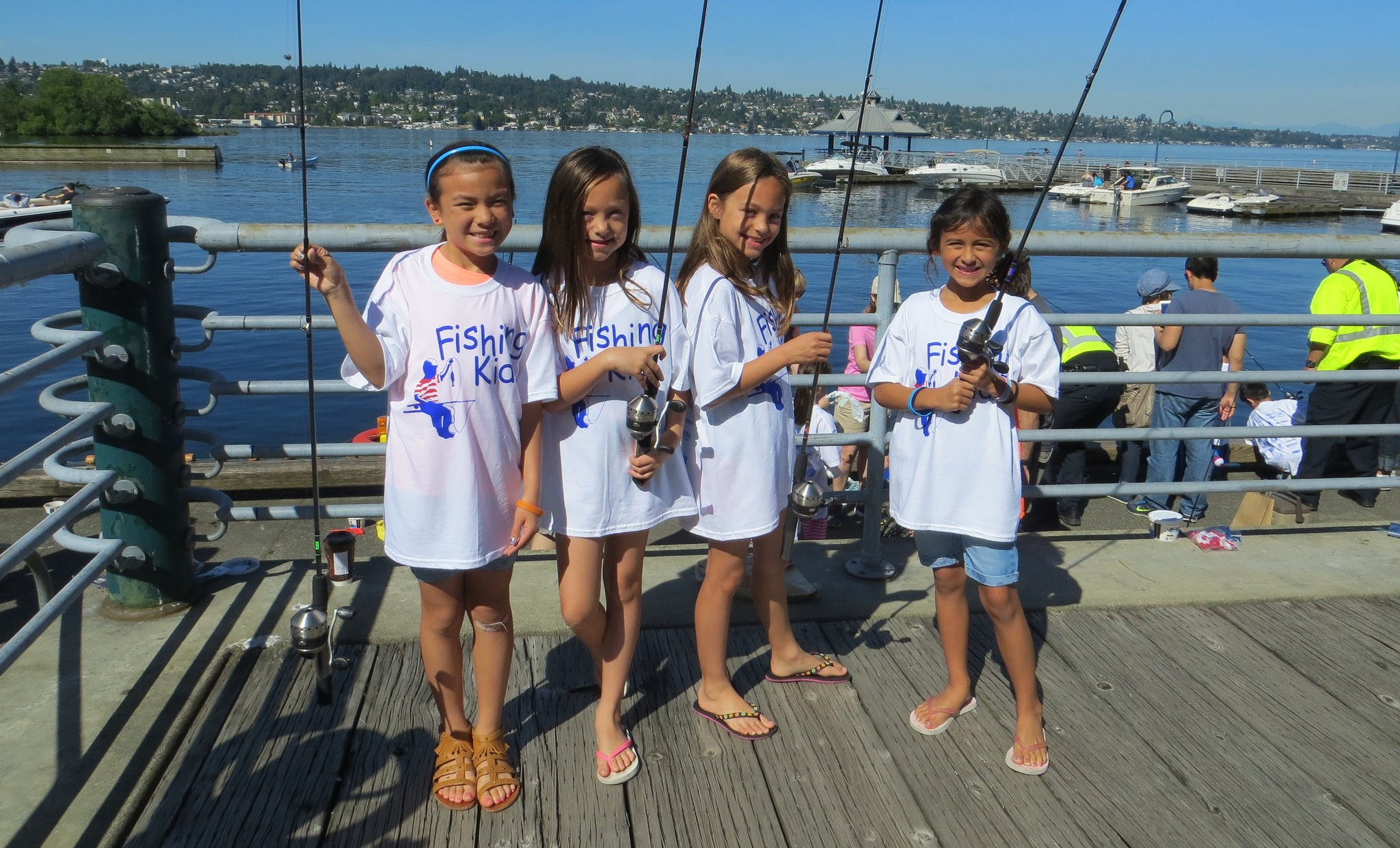 Fishing Kids – Lake Washington (WA)