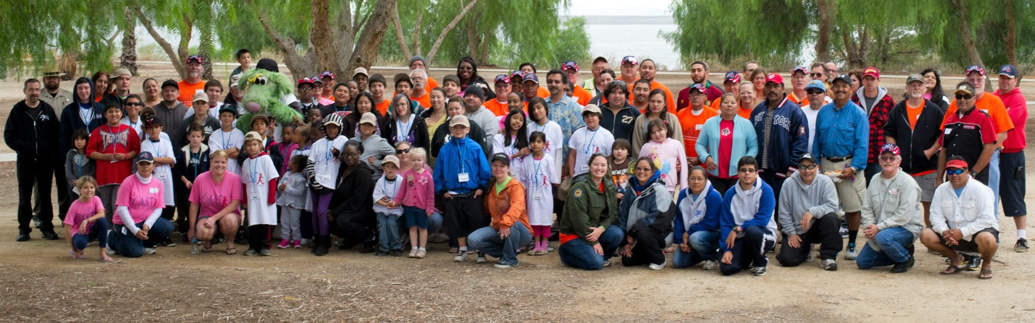 C.A.S.T. for Kids – Lake Perris (CA)