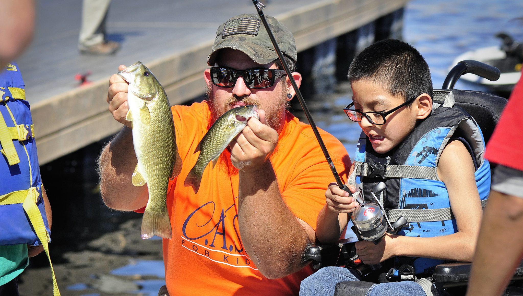 C.A.S.T. for Kids – Lake Powell (AZ)