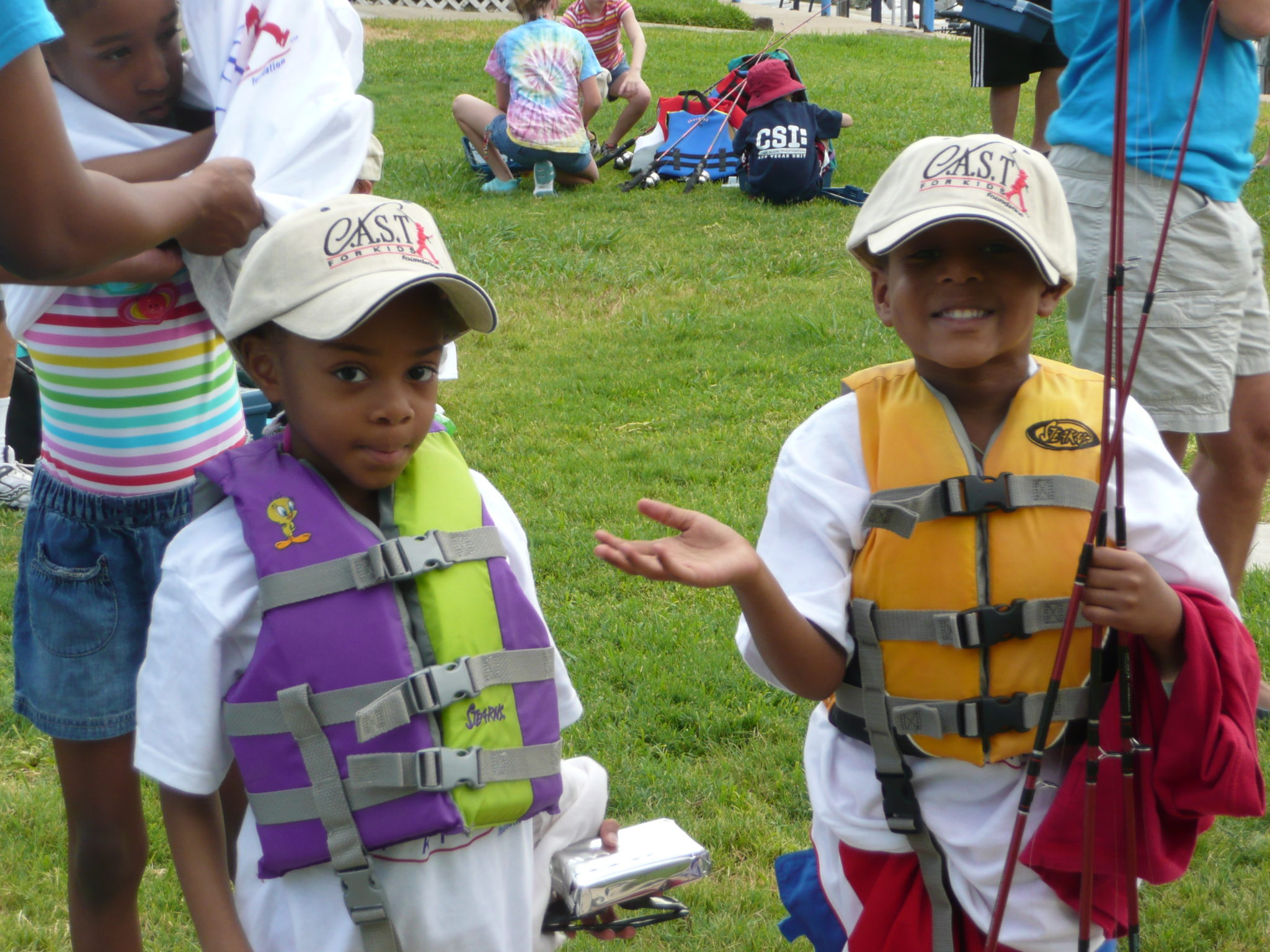 C.A.S.T. For Kids – Eagle Mountain Lake Presented By Texas Farm Bureau Insurance