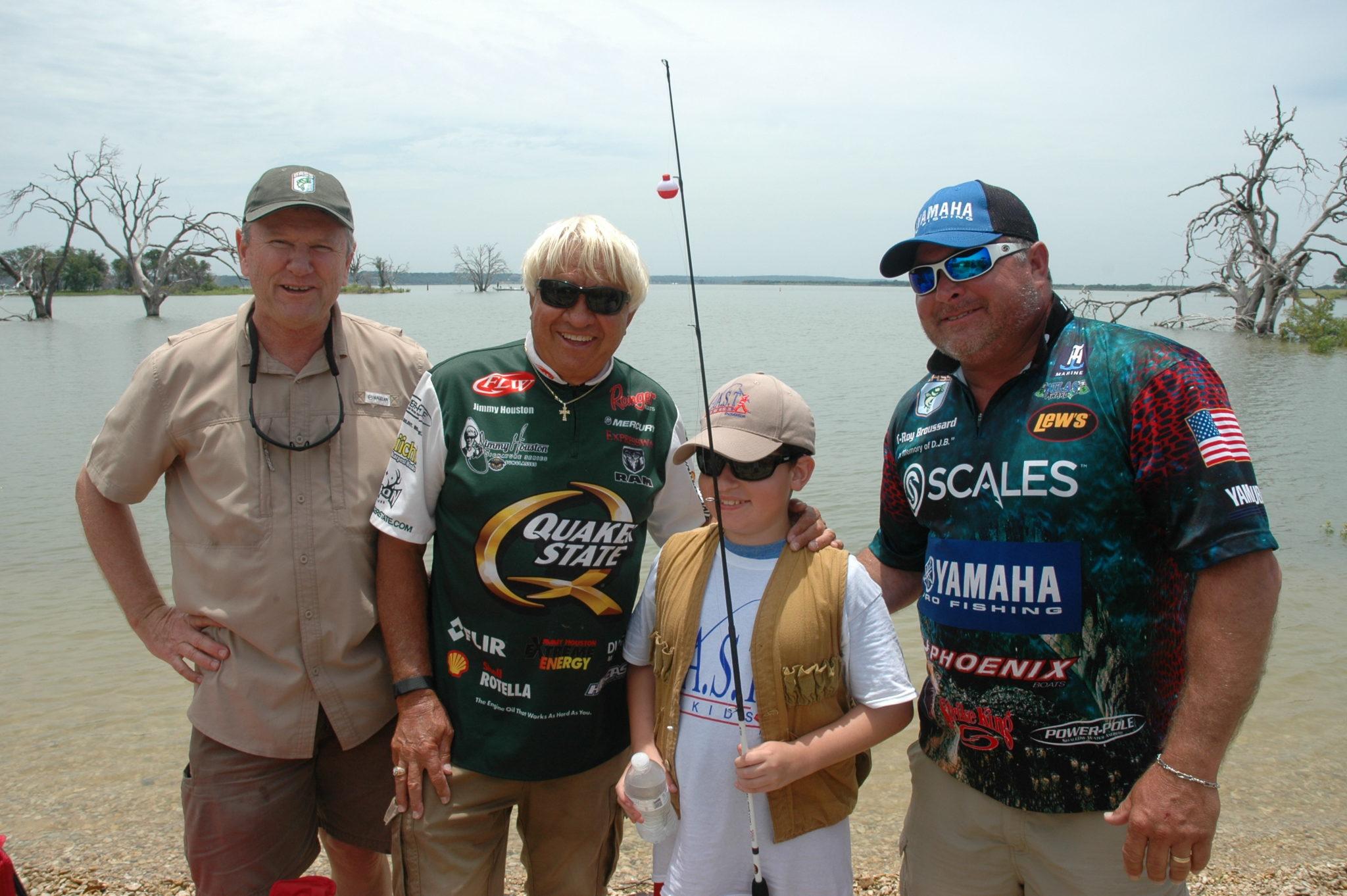 Haley's Heroes C.A.S.T. for Kids Lake Waco Present By Texas Farm Bureau Insurance