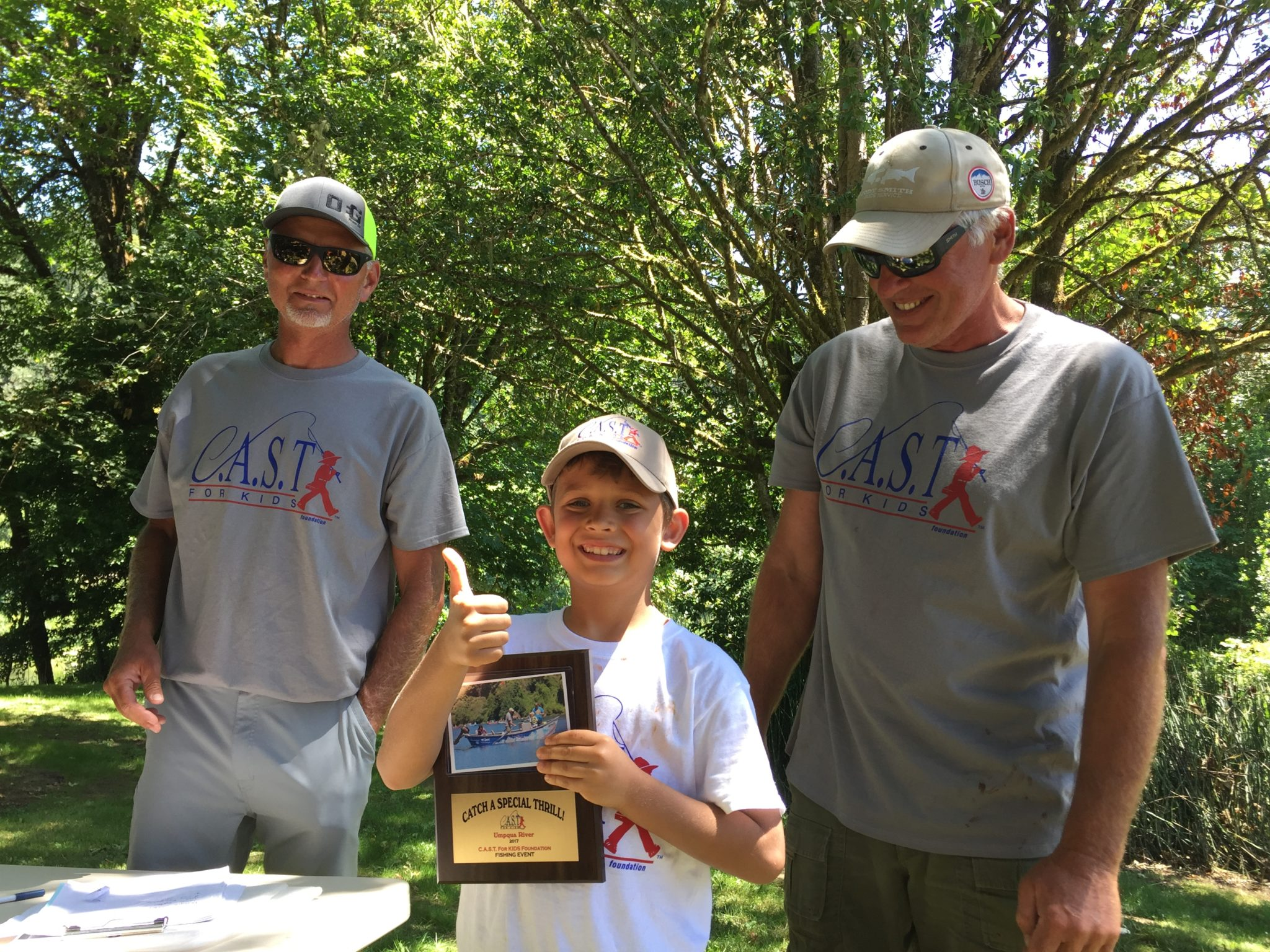 C.A.S.T. for Kids – Umpqua River (OR)
