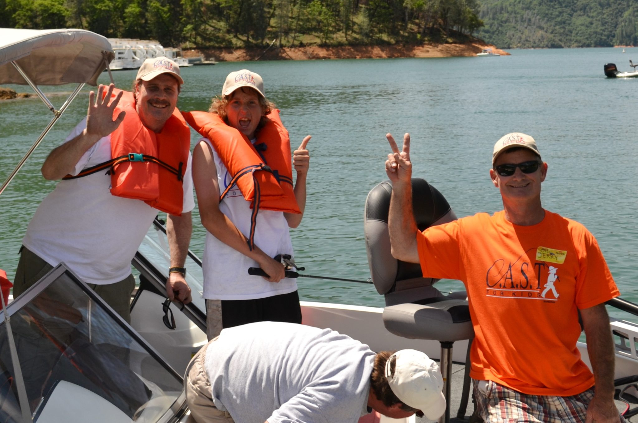C.A.S.T. for Kids – Lake Shasta (CA)