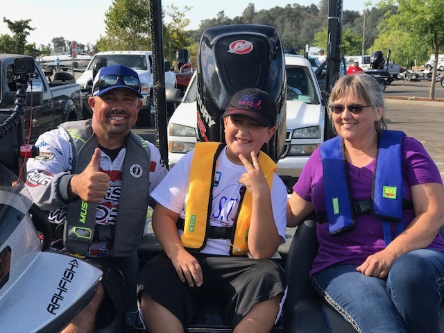 C.A.S.T. for Kids – Folsom Lake in Memory of Logan Schwab (CA)
