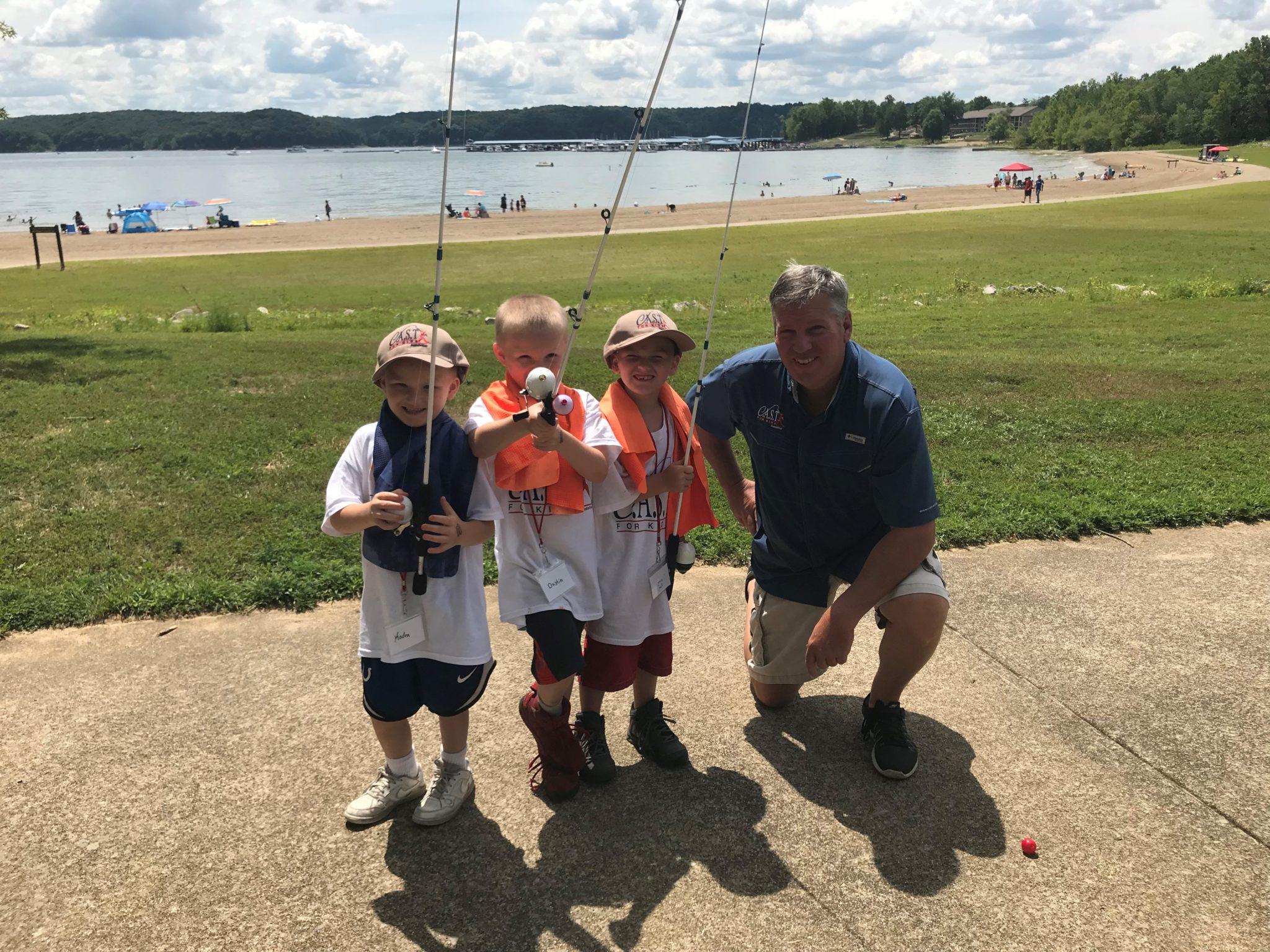 C.A.S.T. for Kids – Lake Monroe