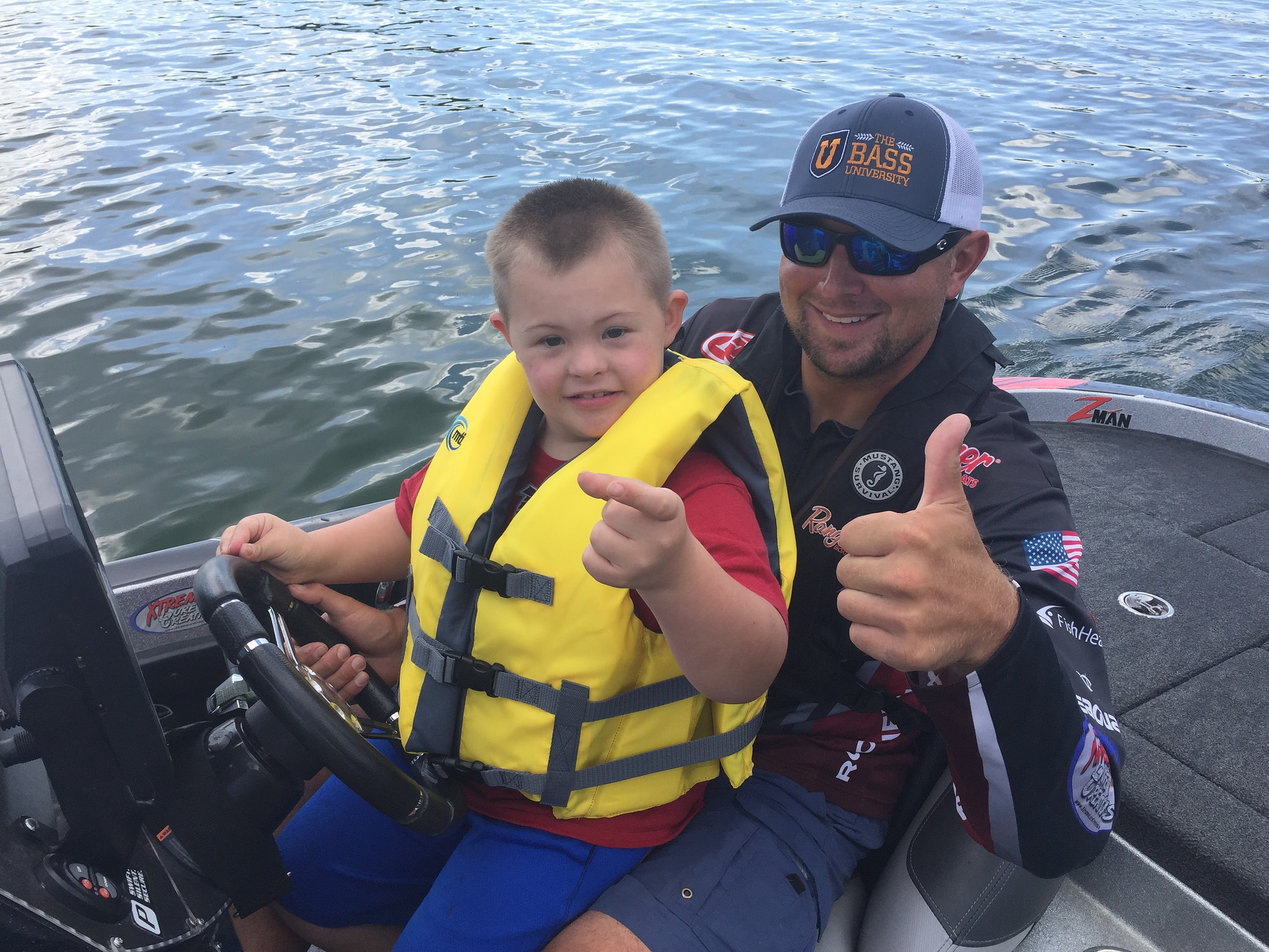 C.A.S.T. for Kids – Lake Lanier