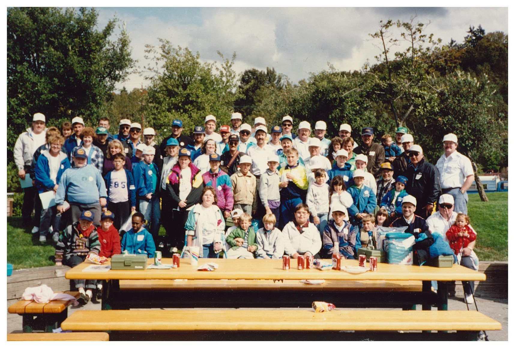 The First Ever C.A.S.T. for Kids Event in 1991