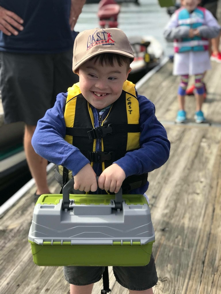 C.A.S.T. for Kids – Harrison Bay
