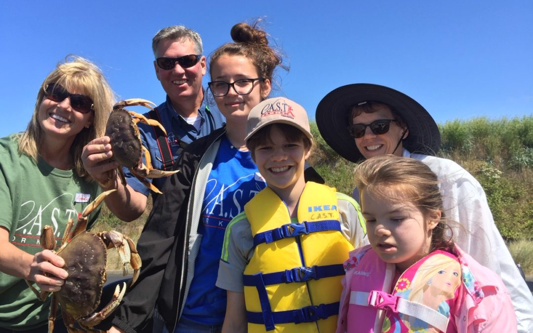 C.A.S.T. for Kids – Yaquina  Bay