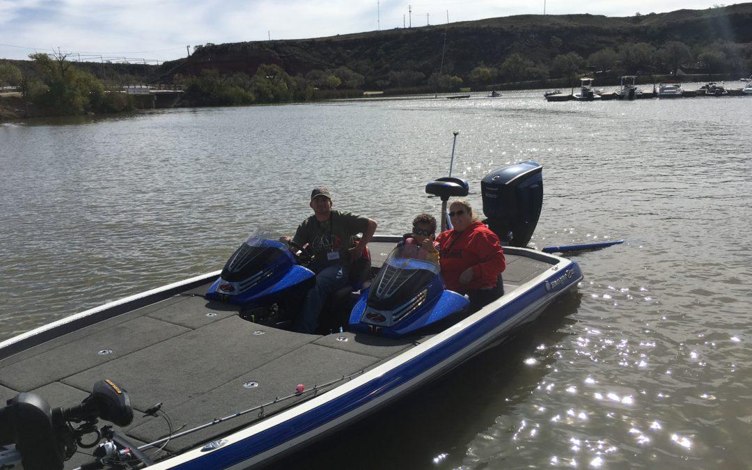 C.A.S.T. For Kids – Buffalo Springs Lake Presented By Texas Farm Bureau Insurance