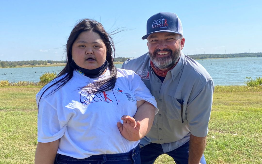 Lake Benbrook C.A.S.T. for Kids