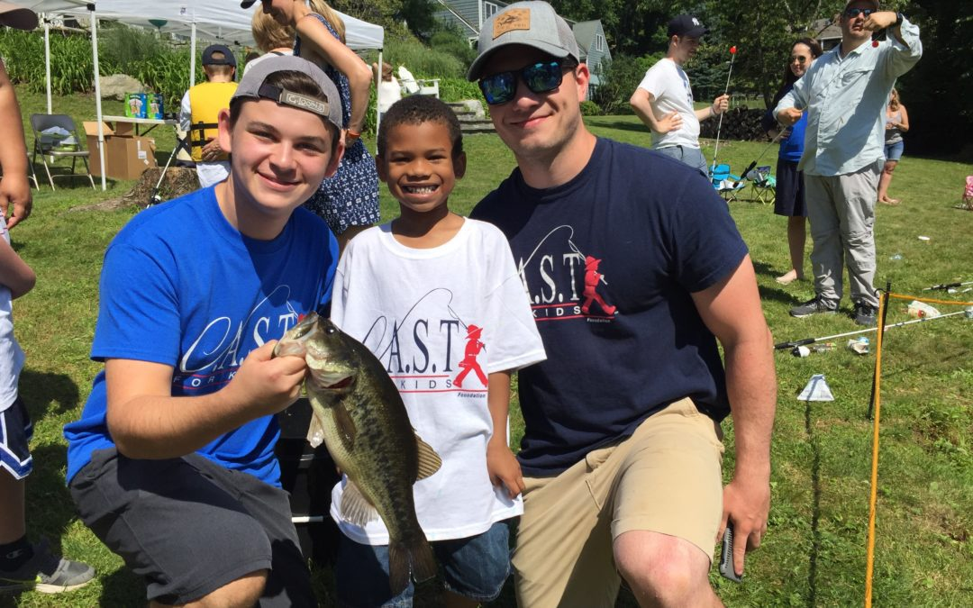 C.A.S.T. for Kids – Saugatuck River