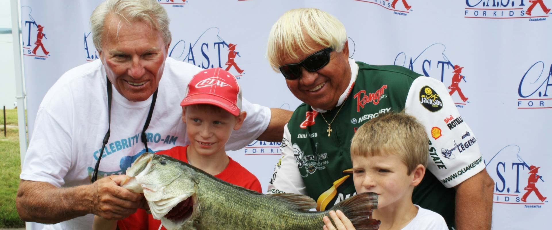 CAST for Kids Foundation   Fishing Charity for Kids