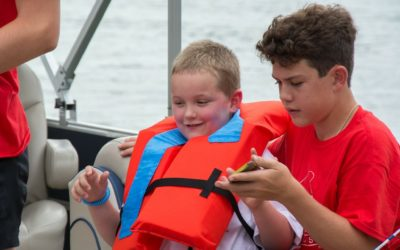 A Community Rallies to Cheer on Kids with Special Needs at Lake Lanier
