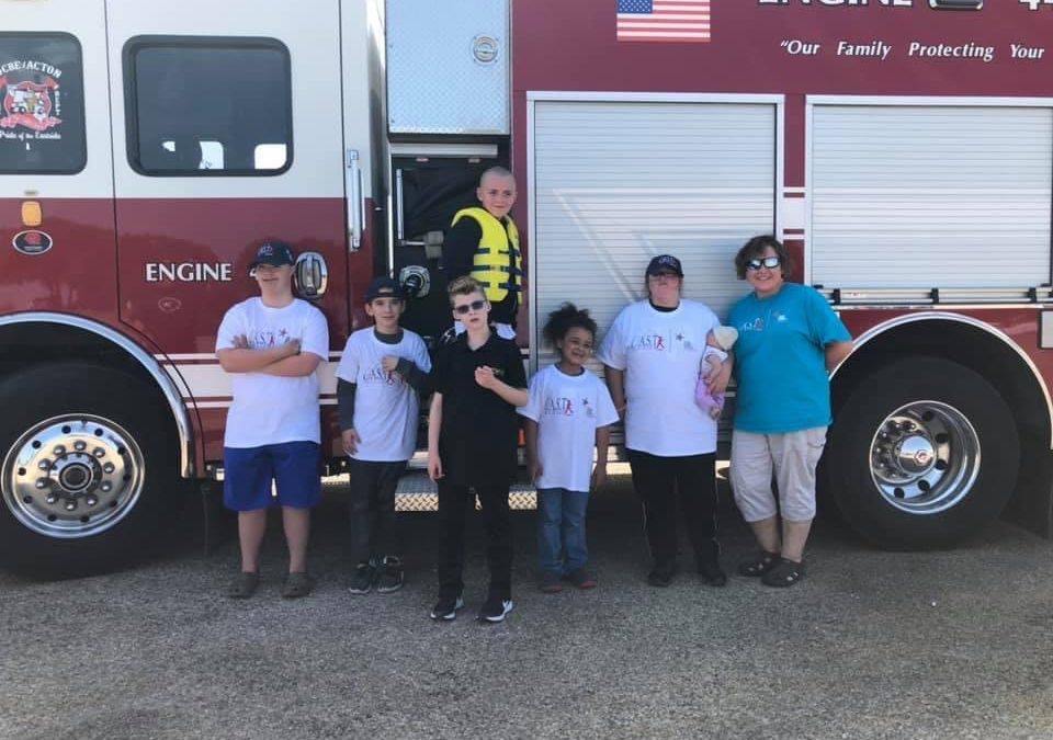 Lake Granbury C.A.S.T. For Kids