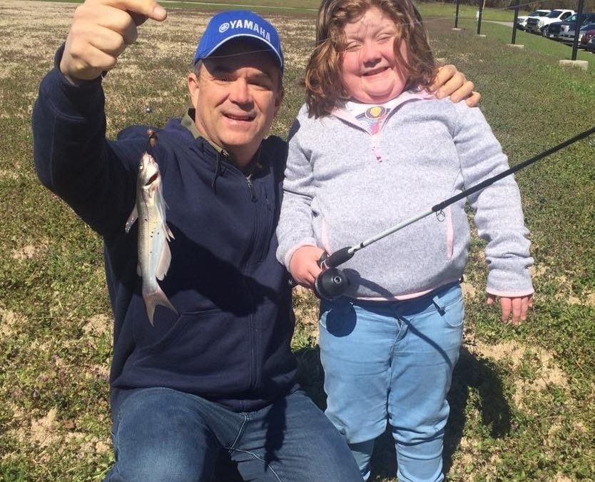 Taking Special Kids Fishing at the C.A.S.T. for Kids Bassmasters Classic Event