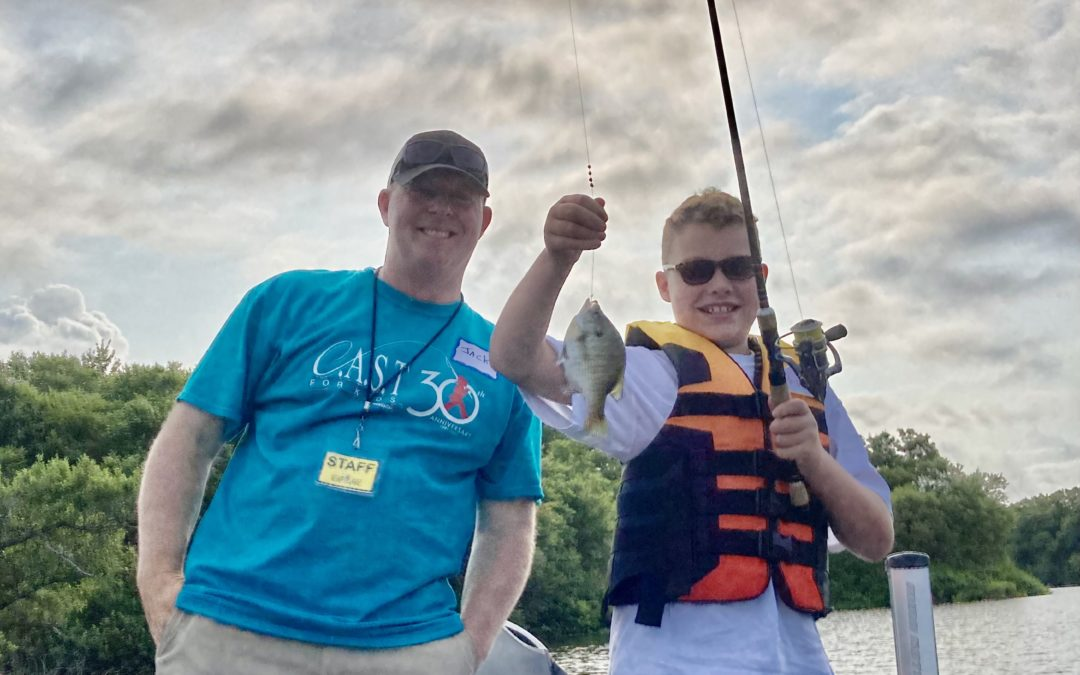 C.A.S.T. for Kids – Kemp Lake